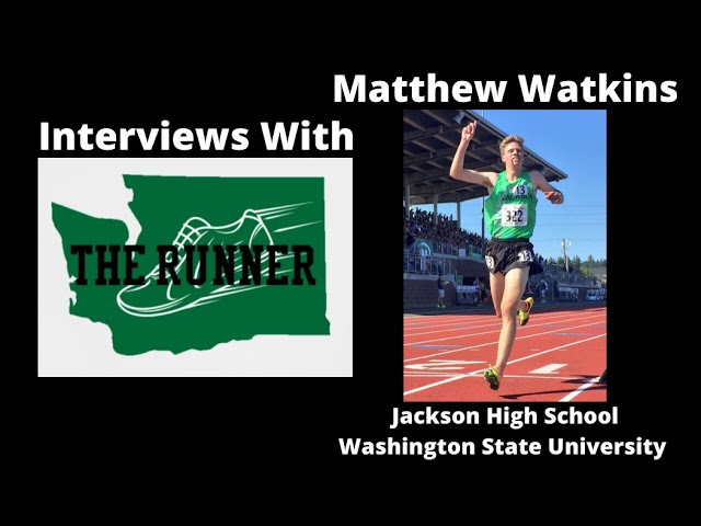 Interviews with The Runner WA: Matthew Watkins