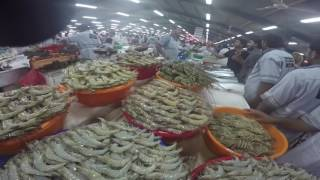 VLOG: РЫбный рынок в Дубае/Какая рыба вкусная?