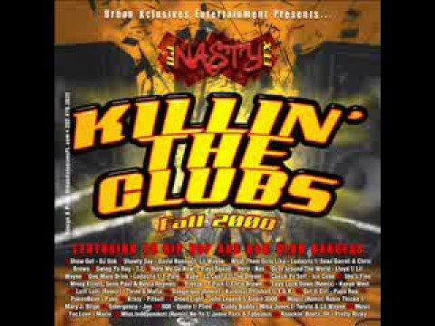 DJ NASTY EFX - Killin' The Clubs (Fall 2008) 3/10