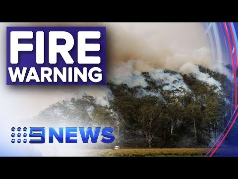 Sydneysiders to brace for extreme heat and fire warnings | Nine News Australia