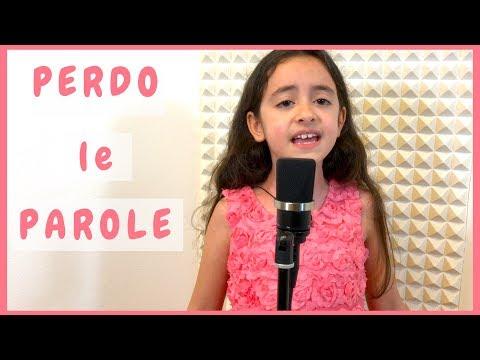 Perdo le parole - Cover Riki - canta Sofia Del Baldo