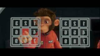 Space chimps - Funny scene