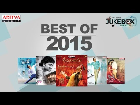 Best of 2015 Telugu Movie Hit Songs || Jukebox