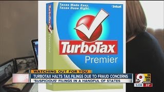 TurboTax stops processing state tax returns on fraud reports