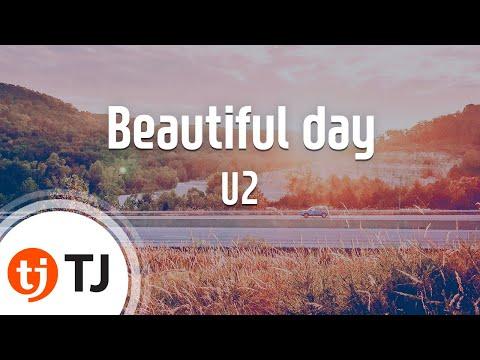 [TJ노래방] Beautiful day - U2/ TJ Karaoke