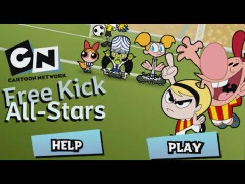 Let's Play: Cartoon Network Free Kick All-Stars