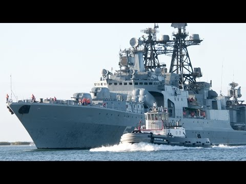 This Type of Russian Destroyer Will Visit to the Philippines