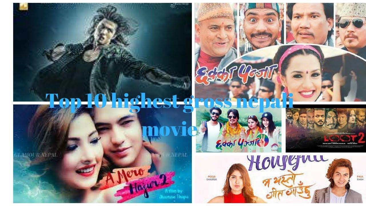 List of highest-grossing Nepali films