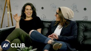 Abbi Jacobson tells us about the glory of judging RuPaul's Drag Race