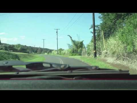 Big Island Hawaii. Part 10. Driving Hāmākua.