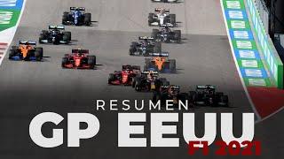 Resumen del GP de los Estados Unidos - F1 2021
