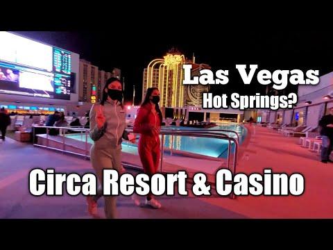 NEVER SEEN a POOL LIKE THIS! Stadium Swim 🏊♂️ Las Vegas (Circa Resort & Casino with Richard Wilk)