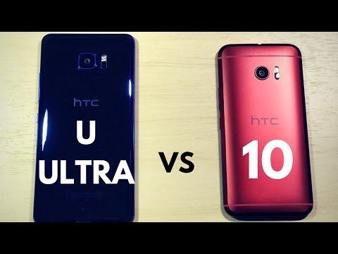 HTC U Ultra vs HTC 10 Camera Comparison