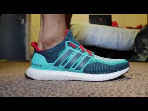 23c4ea6a6e5ac Adidas Ultra Boost Green On Feet softwaretutor.co.uk
