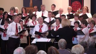 "YRCC sings ""In Our Town In December"" (December 2012)"
