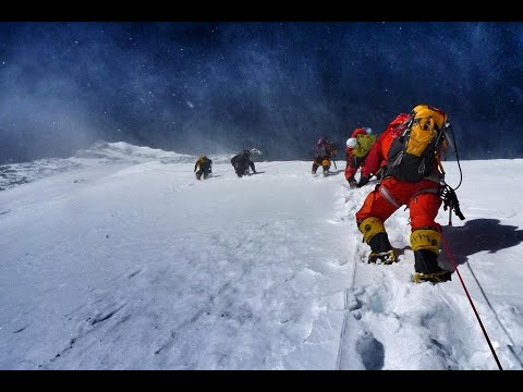 Mount Everest Expedition 2017