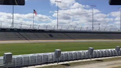 Infield RV Rentals at NASCAR Races