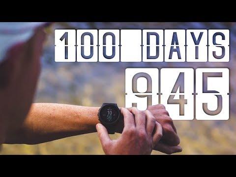 Garmin ForeRunner 945 Review After 100 Days