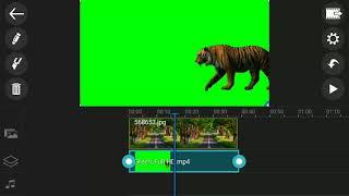 How to change video background : Cyberlink PowerDirector Full Tutorial #3