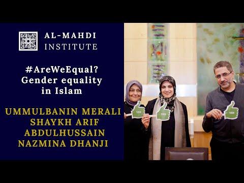 AMI Public Discussion #AreWeEqual?  2016