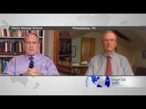 Smart Talk With Edward Dodson Discussing Land Value Taxation.
