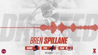 Bren Spillane 2018 MLB Draft Interview