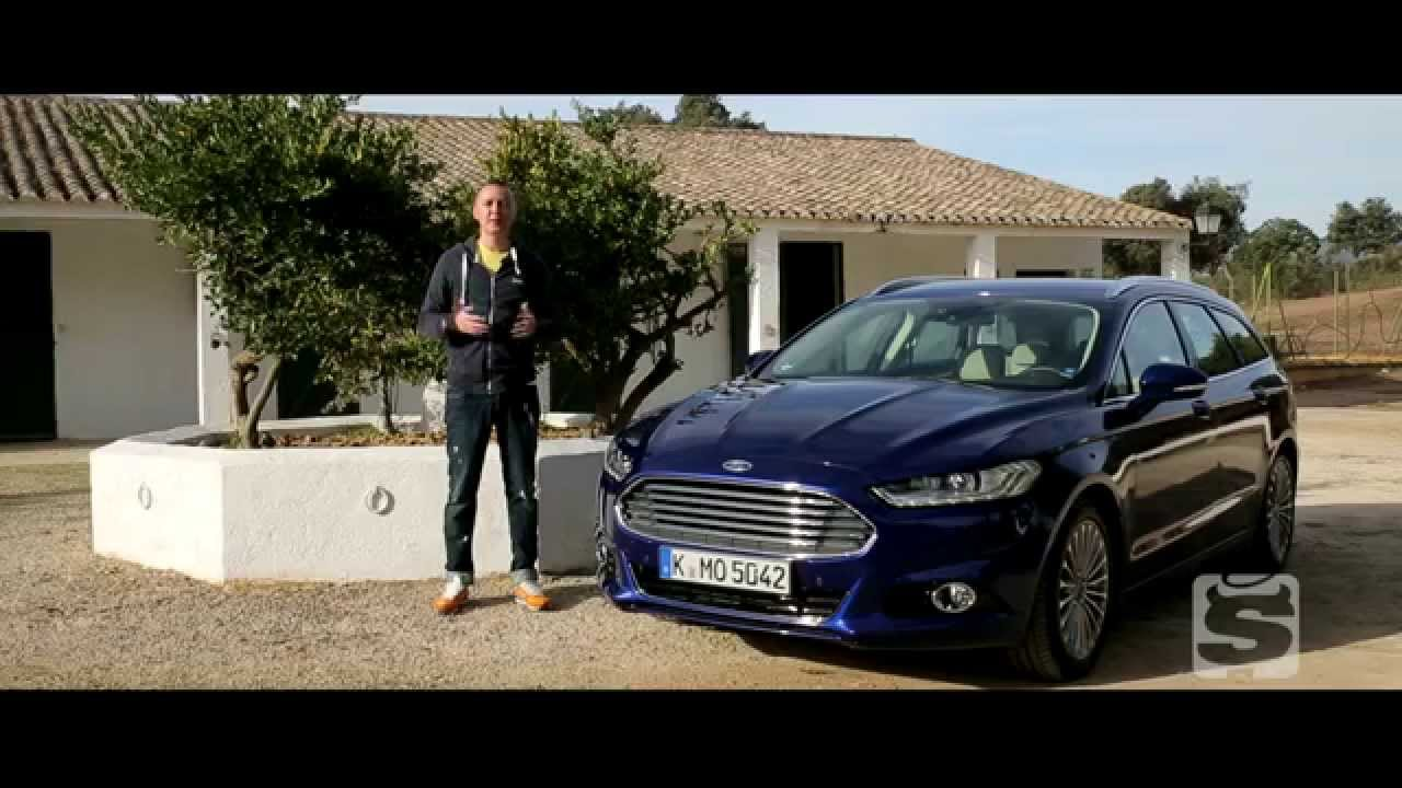 test ford mondeo break youtube. Black Bedroom Furniture Sets. Home Design Ideas