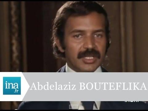 """Abdelaziz Bouteflika """"les relations entre la France et l'Algérie en 1973"""" - Archive INA"""