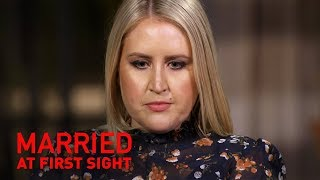 Shock decision sees Matt and Lauren leave the experiment | MAFS 2019