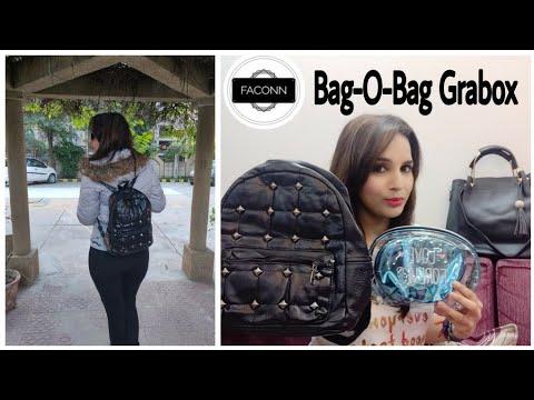 *New* Bag-O-Bag Grabox | 5 Bags | Unboxing & Review |