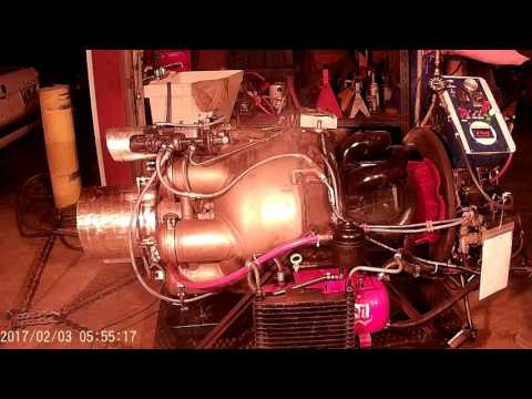 Jet Engine For Sale. Airesearch/Garrett GTCP 100/554-82