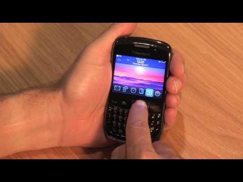 Getting started with your Blackberry Curve 9300