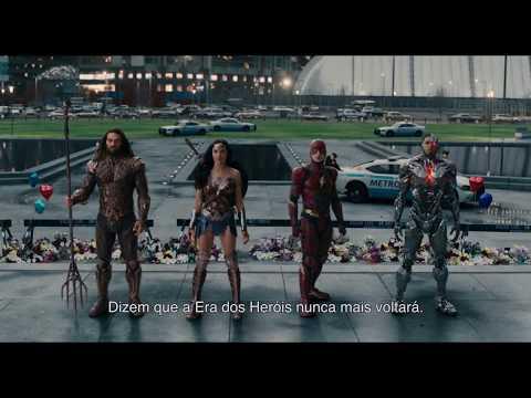 Liga da Justiça - TV Spot Team Effort 30''