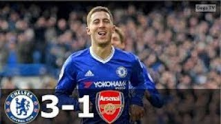 Chelsea vs Arsenal 3-1 - EPL 20162017 - Full Highlights HD
