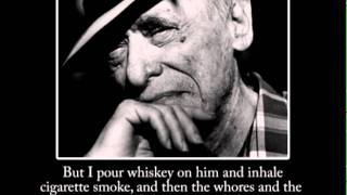 Charles Bukowski - Bluebird