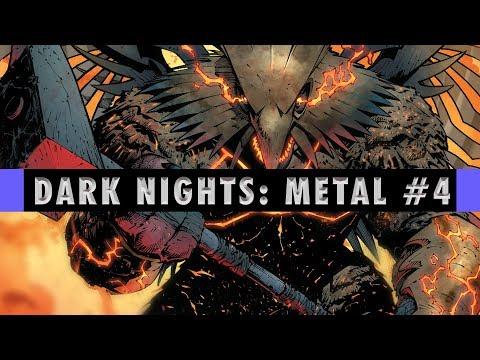 The Dreaming|Dark Nights: Metal #4 Review