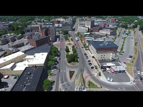 Watertown, NY - Aerial Videography