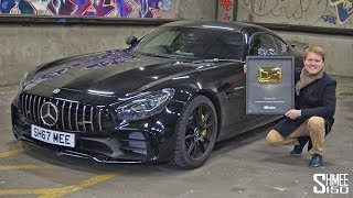 Odd Things About My AMG GT R! | VLOG