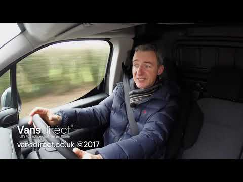 Vauxhall Combo Cargo review - call 0800 169 6995 to buy