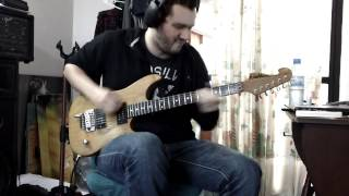 Santiago Pagura - Ghost Of You (Andy Timmons Cover)