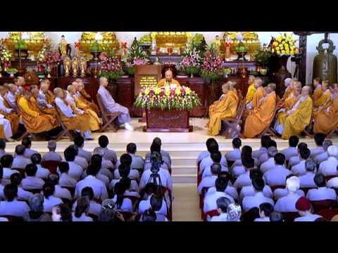 Hướng Dẫn Trì Niệm Danh Hiệu Đức Phật A Di Đà (1) - ĐĐ. Thích Giác Nhàn