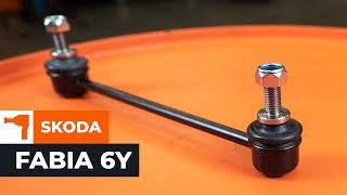 Udskiftning af Stabilisatorbolt på et køretøj - installationstrin og nødvendige værktøjer