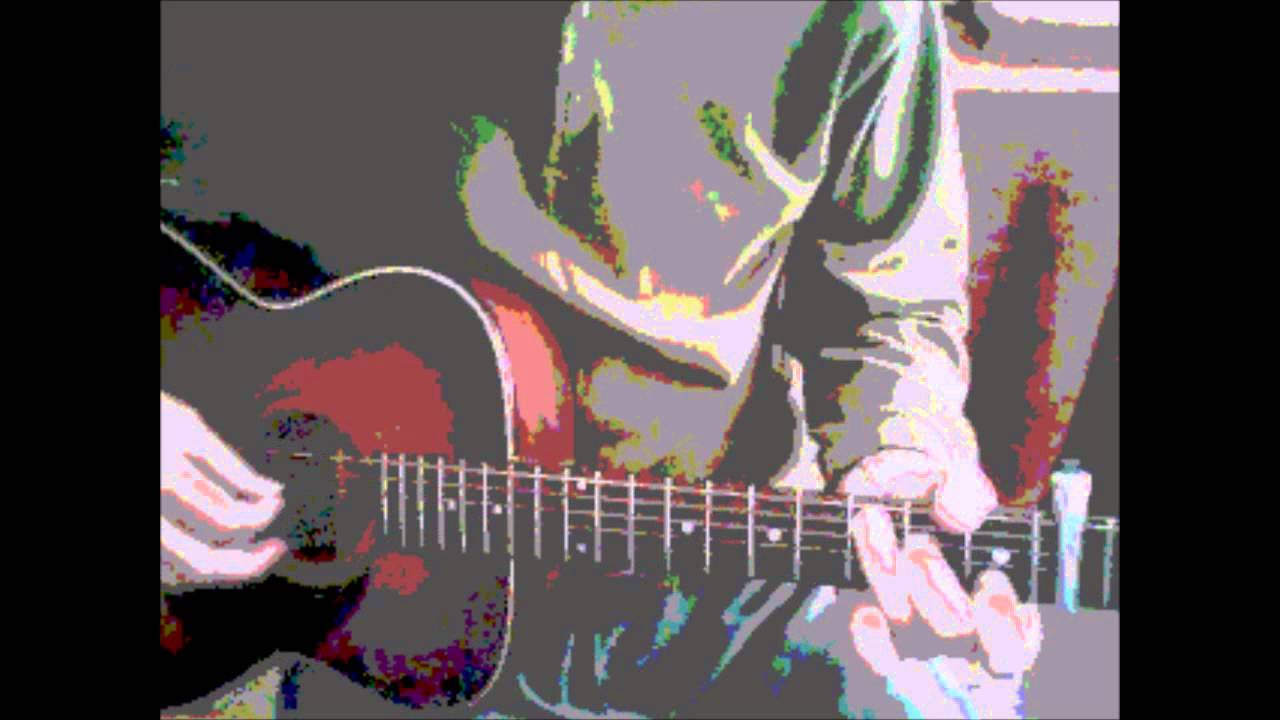Rock A Bye Baby Solo Acoustic Guitar Youtube