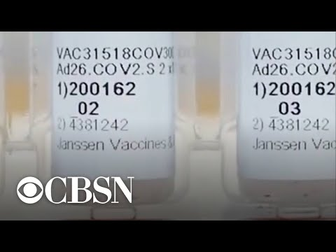 CDC extends review of Johnson & Johnson vaccine amid pause over rare blood clot cases