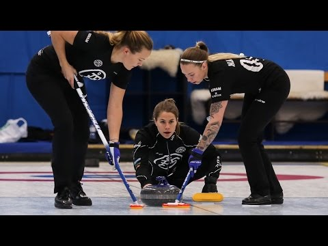 CURLING: FLEMING (SCO) - HASSELBORG (SWE) 2016 CCT Stockholm Ladies Curling Cup | Final |