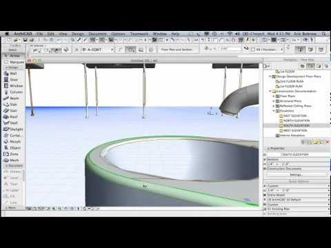 ArchiCAD Tutorial | How to Import 3D Objects from IFC and DWG files