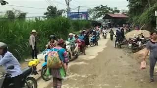Chợ Phiên Cốc Pài, Huyện Xín Mần, Hà Giang tháng 10.2018