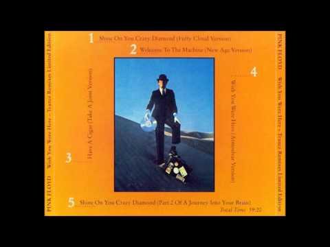 Pink Floyd - Shine On You Crazy Diamond (Trance Remixes )