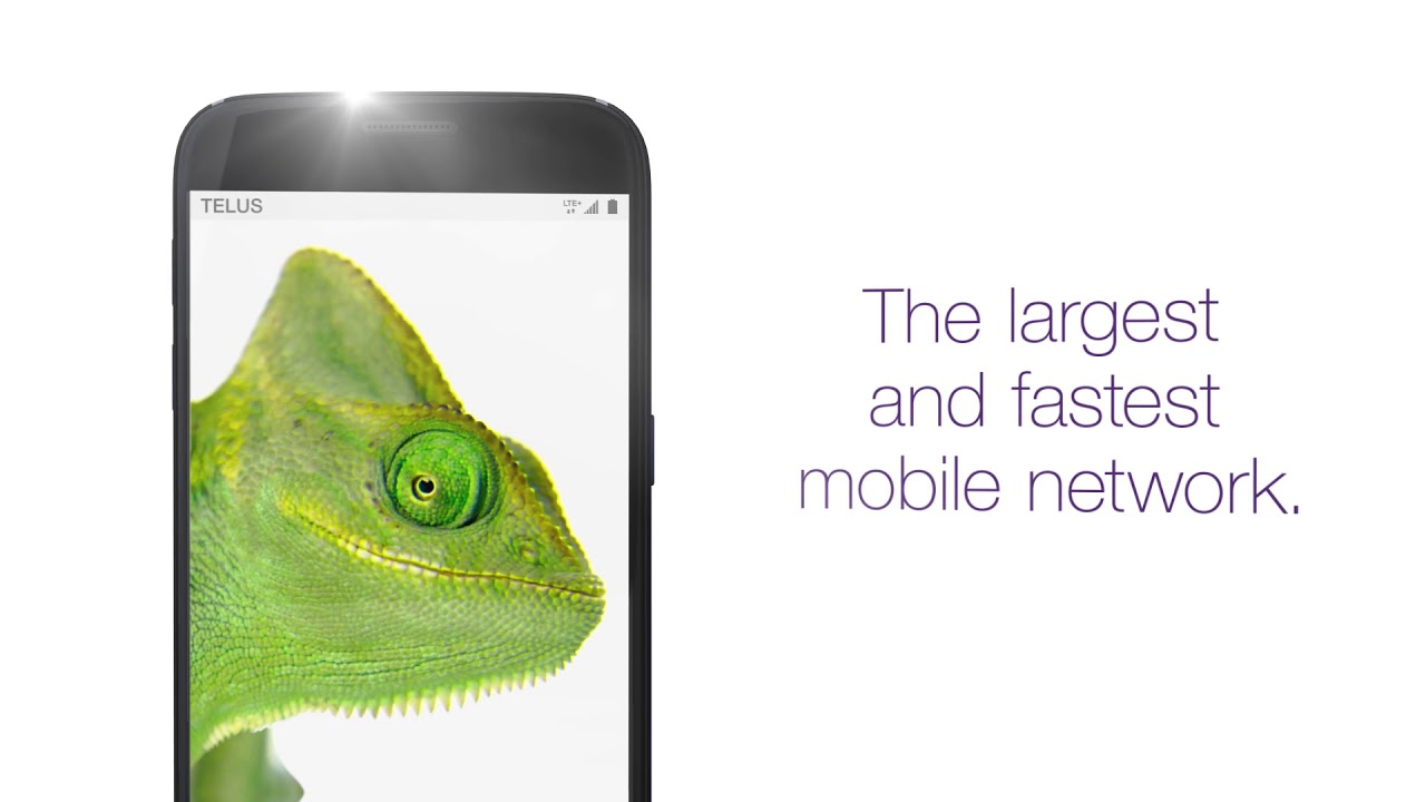 Image result for telus fastest network