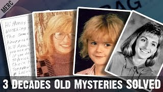 3 Decades Old Mysteries SOLVED In 2018